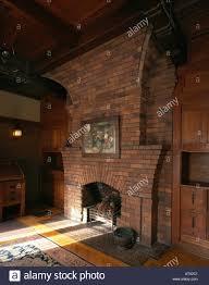 the david b gamble house pasadena california fireplace in mr