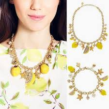 aliexpress buy new arrival fashion shiny gold plated unique style 18k shiny gold enamel hawaiian fruit design bright