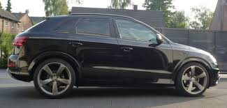 audi q3 19 inch wheels q3 with 20 inch rs5 rims cool audi q3 forums