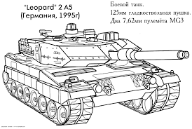 tank coloring pages virtren com