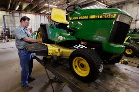 deere shares dive after sales fall short of wall street estimates