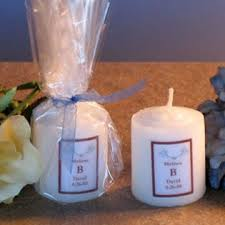 personalized candle wedding favors 72 best personalized candle wedding favors images on