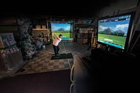 Home Golf Simulator by Do It Yourself How To Build Your Own Simulator Golf Digest