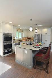 Alpine Cabinets Ohio Alpine White Shaker Style Kitchen Cabinets By Homecrest Cabinetry