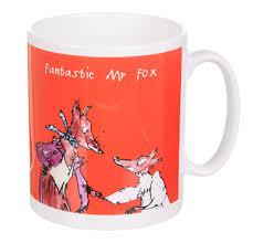 fox mug look what just roald up amazing new roald dahl mugs now in u2026