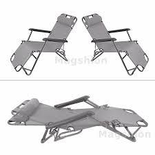 Beach Lounge Chair Dimensions Lay Flat Folding Lounge Chaise Portable Beach Recliner Patio Chair