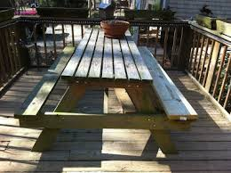 Free Picnic Table Plans 8 Foot by Do It Yourself Shed Building Plans 8 Foot Picnic Table Plans Free