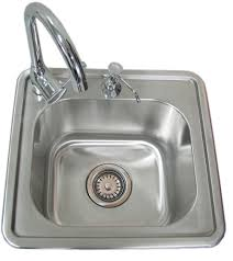 kitchen sinks and faucets bbq sinks sunstonemetalproducts com