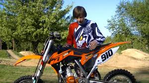 motocross action videos carson brown tests the ktm 85 sxs for motocross action magazine