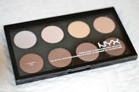 the cheap and easy way to contour with nyx highlight u0026 contour pro