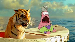 Patrick Star Meme - image patrick star meme enters the life of pi gif adventure time