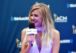 Kelsea Ballerini House by Kelsea Ballerini At Highway Channel Broadcasts Backstage At T