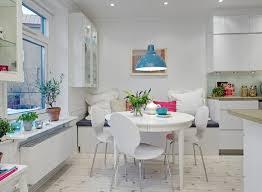 table de cuisine ronde blanche table ronde pour cuisine idees de meubles de cuisine table r