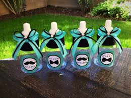 little man mustache baby shower mustache teal baby shower favors teal mustache baby shower