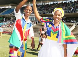 celebrating africa day new era newspaper namibia