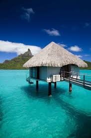 50 best overwater bungalow photos from tahiti overwater