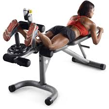 weight bench with preacher curl and leg developer bench decoration
