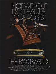 vintage porsche ad the fox by audi u2022 petrolicious