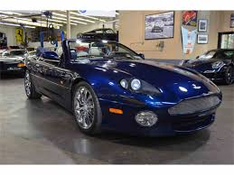 classic aston martin cars classic aston martin db7 for sale on classiccars com