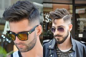 modern undercut hairstyle image gallery of mens hairstyles 2017 undercut with beard