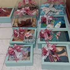 Paket Make Up Wardah Untuk Seserahan hantaran pernikahan 08128228232 gift trays engagement wedding