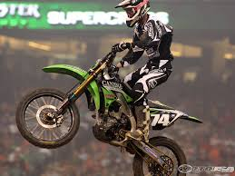 ama motocross riders jesseman u0026 dietrich ride for kawasaki mx motorcycle usa