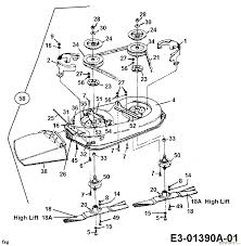 mtd lawn tractors 11 5 32 136c450d678 1996 mowing deck d 32