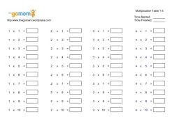 ideas of multiplication table worksheets 4th grade for your