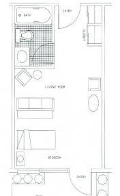 apartment floorplan assisted living john wesley villas savannah