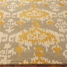 Ikat Area Rug Hooked Ikat Rug Gray Living Rooms And Room