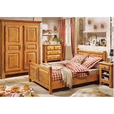chambre à coucher bois massif chambre vieux bois françois meubles de normandie