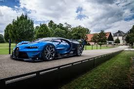 bugatti chiron gold bugatti chiron and vision gran turismo set to star at monterey car