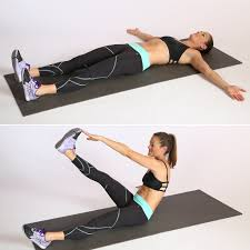 crunch variations popsugar fitness