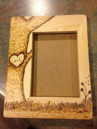 two peas in a pod picture frame custom wood burned 5 x 7 picture frame by twopeascountrystore