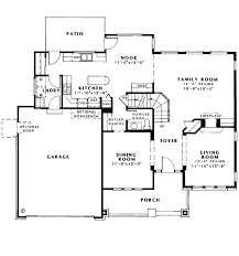traditional floor plans traditional craftsman house plans homepeek