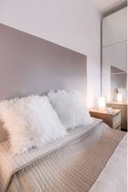 chambre coconing chambre cocooning taupe beige et blanc chambre cosy tete de lit