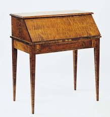 Chippendale Secretary Desk by Desks U0026 Office Furniture Vermont Furniture Works