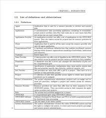 13 test plan templates u2013 free sample example format download