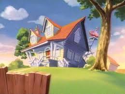 house animated can you guess the 90s cartoon from the house they lived in
