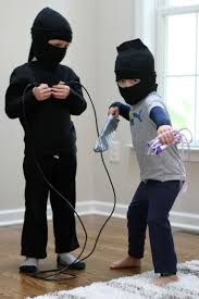 Karate Kid Costume Karate Kid A Diy Costume For Kids Who Love Ninjas