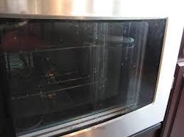 clean oven glass door cleaning between the glass on an oven door hometalk