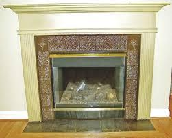 Granite Tile Fireplace Surround Mosaic Tile Fireplace Surround Ideas U2014 All In Home Decor Ideas The