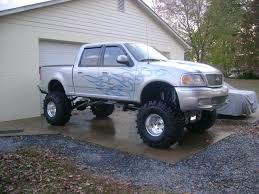 Ford F150 Truck 2002 - 2002 f150 supercrew 4x4 37k 12in lift 40 u0027 tires custom ford f150