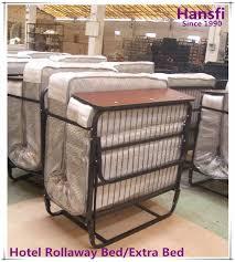 Tempat Tidur Besi Lipat harga jual pabrik panas ranjang lipat tempat tidur untuk hotel hotel