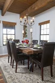 Dining Room Valances by As Seen On Hgtv U0027s Fixer Upper Hgtv Shows U0026 Experts Pinterest