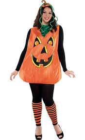 pumpkin costume pretty pumpkin costume party city