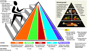 hcg diet and the food pyramid hcg drops reviews