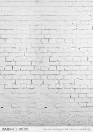 white photography backdrop white brick photography backdrop roll up floor