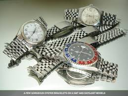bracelet oyster rolex images Rolex oyster perpetual clasp and bracelet options the oyster jpg