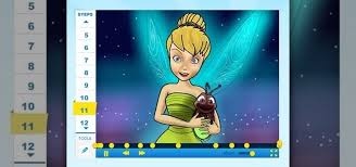draw tinkerbell secret wings sketchheroes